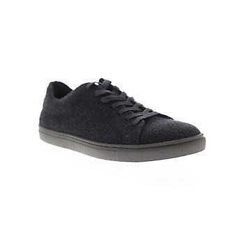 Unlisted by Kenneth Cole Stand Sneaker C Mens Gray Canvas Low Top Sneakers Shoes
