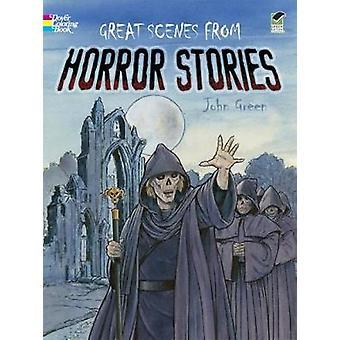 Świetne sceny z horrorów przez Green