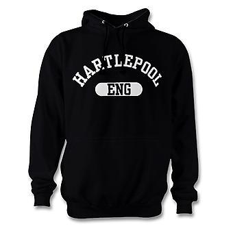 Hartlepool England City Hoodie