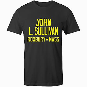 John L. Sullivan Boxing Legend T-Shirt