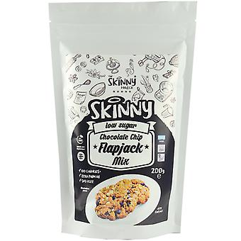 Skinny Foods Low Sugar Chocolate Chip Flapjack Mix