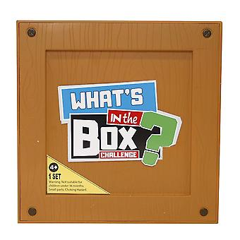 What's In The Box Challange