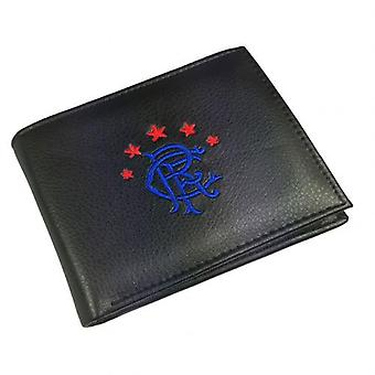 Rangers Embroidered Wallet