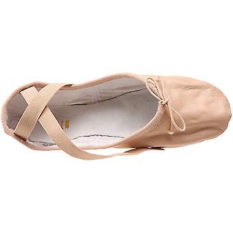 تقسيم الثاني بروليتي بلوخ الرقص النسائية الوحيدة الجلود البالية النعال/الأحذية