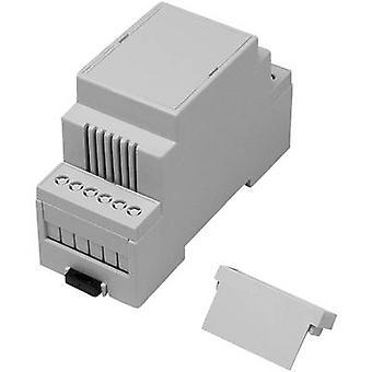 Axxatronic CNMB-2V-KIT-CON DIN rail casing 90 x 36 x 58 Polycarbonate (PC) 1 pc(s)