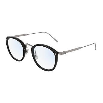 Cartier C D'©cor CT0020O 001 Gafas de Rutenio Negro