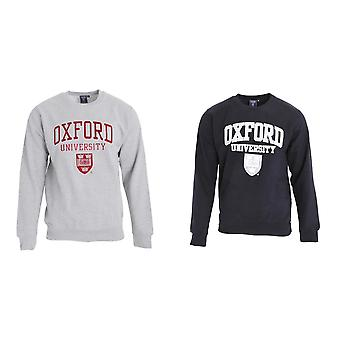 Universidade de Oxford oficial adultos Unisex moletom