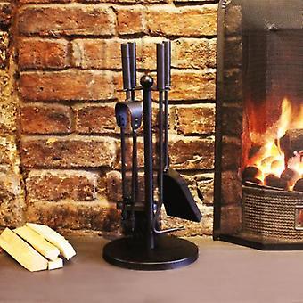 a'la Maison 5 Pc Companion Fireside Fireplace Tools Set