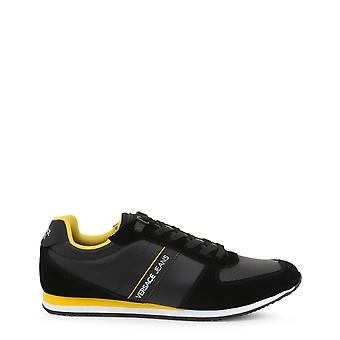 Versace Jeans Original Men All Year Sneakers - Black Color 48874