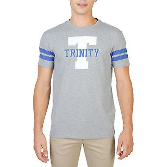 Oxford University Original Men All Year T-Shirt - Grey Color 55978