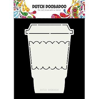 Dutch Doobadoo Dutch Card Art Coffee mug A5 470.713.694