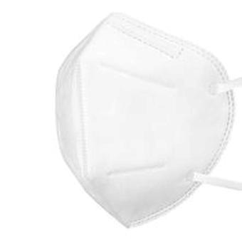 1 X N95 Kn95 Mask Reusable Unvalved Layer Protection Anti-dust Flu