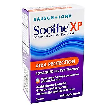 Bausch & lomb soothe xp emollient lubricant eye drops, 0.5 oz