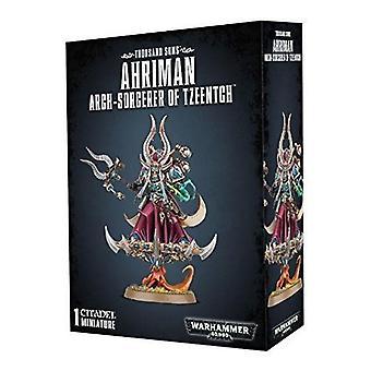 Games Workshop Warhammer 40.000 Ahriman Arch-Zauberer des Tzeentch