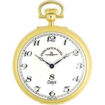 Zeno-Watch - Taschenuhr - Herren - Lepine Nidor BuserTU-Pgr-i2-num