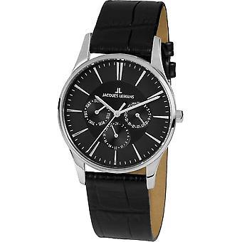 Jacques Lemans - Wristwatch - Ladies - London - Classic - 1-1951A
