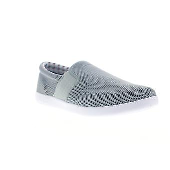 Ben Sherman Presely Slip On V2  Mens Gray Mesh Sneakers Shoes