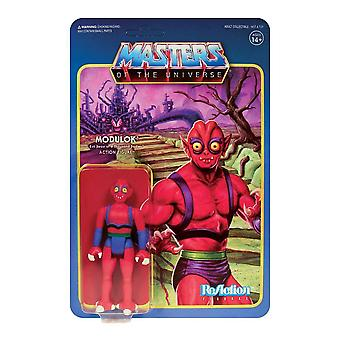 Super7 Modulok Masters of the Universe ReAction Action Figure