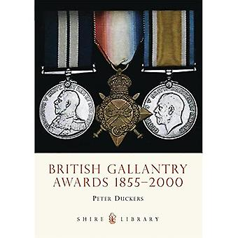 British Gallantry Awards, 1855-2000 (Shire Album)