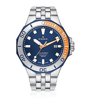 Edox - Wristwatch - Men - Dolphin - Diver Date - 53015 357BUOM BUIN