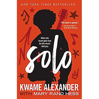 Solo by Kwame Alexander - 9780310761884 Book
