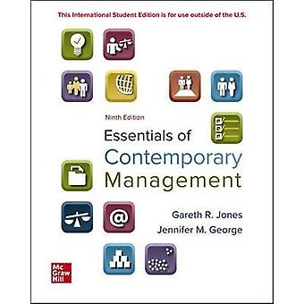 ISE Essentials of Contemporary Management by Gareth Jones - 978126057