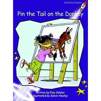 Pin the Tail on the Donkey - Fluency - Level 3 (International edition)