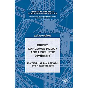 Brexit - Language Policy and Linguistic Diversity by Diarmait Mac Gio