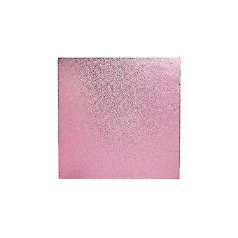 Culpitt Square Light Pink Cake Board - 406mm - Einzelzimmer