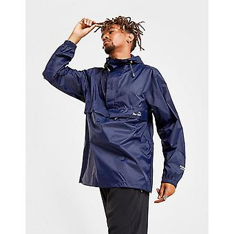 New Peter Storm Men's Packable Waterproof Cagoule Navy