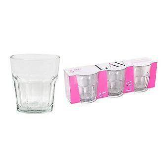 Sada brýlí LAV Aras Crystal (3 Uds)/326 g - ø 8,3 x 12 cm