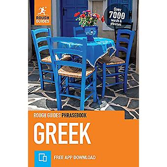 Rough Guides Phrasebook Greek (Bilingual dictionary) by APA Publicati