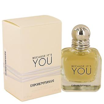 Want het ' s You Eau de parfum spray door Giorgio Armani 1,7 oz Eau de parfum spray