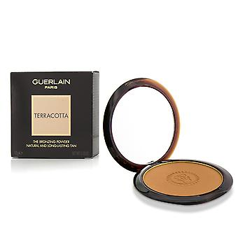 Terracotta the bronzing powder (natural & long lasting tan) no. 05 medium brunettes 204074 10g/0.35oz