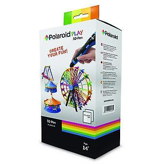 Polaroid 3D Play 3D Pen with PLA Starter Kit