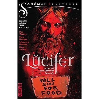 Lucifer Volume 1 by Dan Watters - 9781401291334 Book