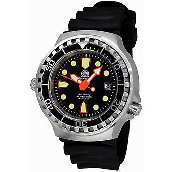 Tauchmeister T0264 automatic diver watch 1000 m