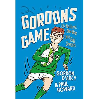 Gordon's Game by Paul Howard - 9781844884674 Book