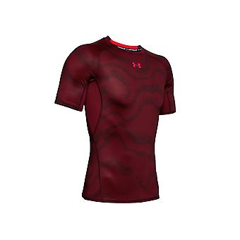 Under Armour Heatgear Print 1345722615 running all year men t-shirt