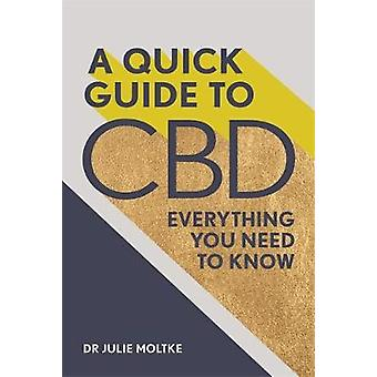 A Quick Guide to CBD - Everything you need to know by Dr Julie Moltke