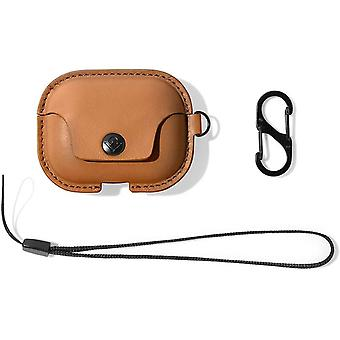 Case for AirPods with Shockproof, Anti-scratch By Twelve South - Brown
