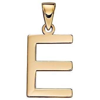 Elements Gold E Pendentif - Or