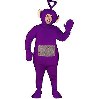 Teletubbies Tinky Winky traje para adultos