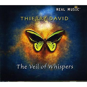 Thierry David - Veil of Whispers [CD] USA import