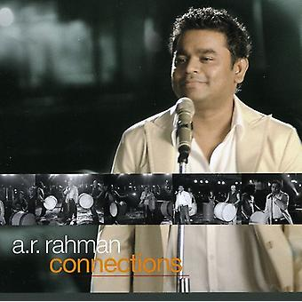 A.R. Rahman - Connections [CD] USA import