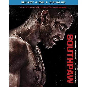 Southpaw [Blu-ray] USA import