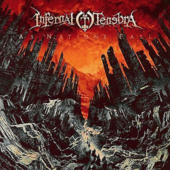 Infernal Tenebra - As Nations Fall [CD] USA import