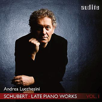 Late Piano Works 1 [CD] USA import