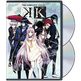 K - K: Complete Series [DVD] USA import