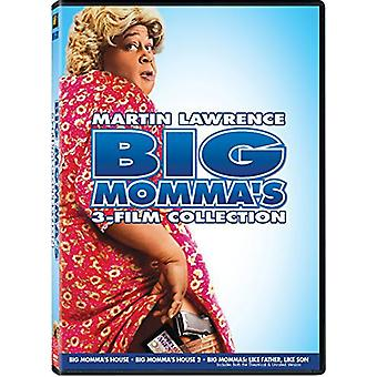 Big Momma S 3-filmcollectie [DVD] USA importeren
